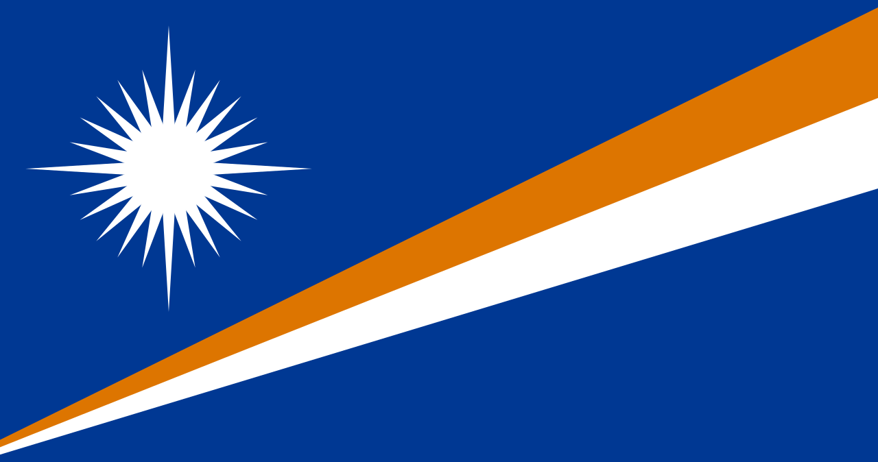 picture of Flag of the Marshall Islands