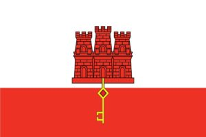 Picture of Gibraltar flag