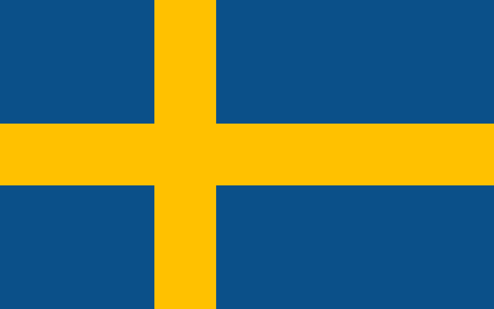 Picture of Swedish flag